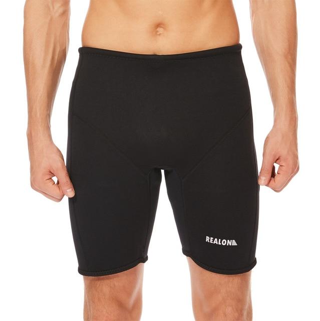 7ed9ff93fe Wetsuit Shorts 1.5mm Neoprene Winter Trunks for Men and Women Snorkeling  Kayaking Swimming Surfing Pants