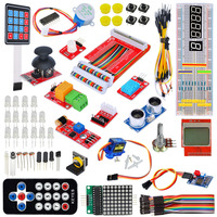 New Aadvanced Learning Kit for Raspberry Pi 3 2 Model B/B+with Raspberry Pi GPIO V2 Expansion Board DHT11 Humiture sensor