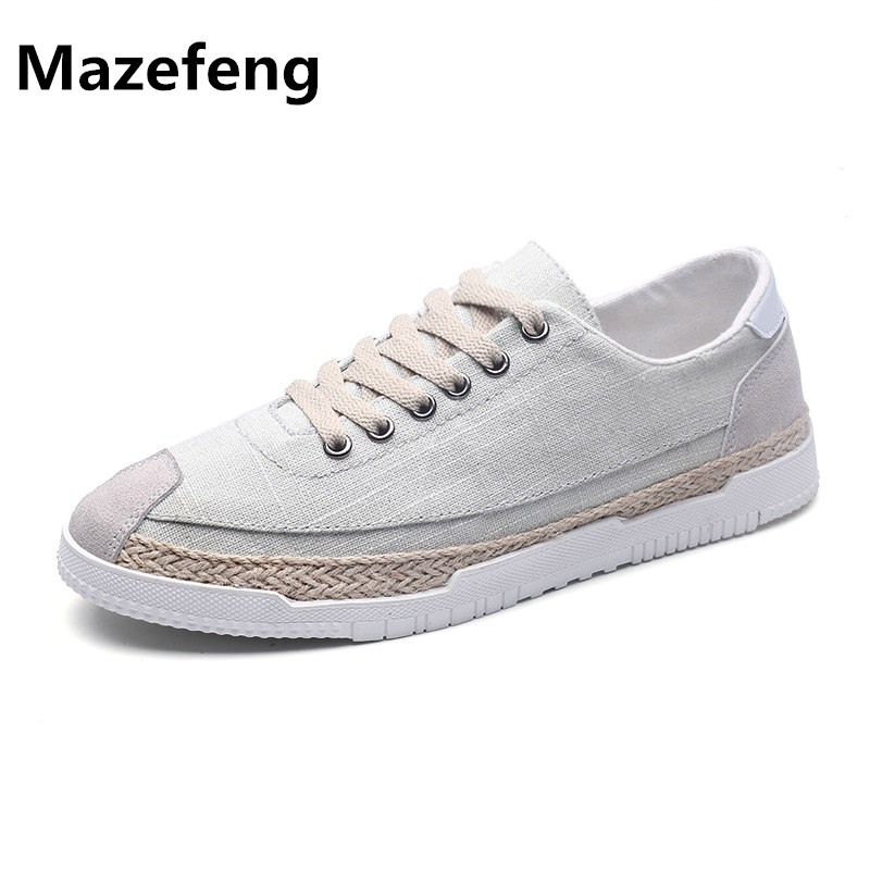 2018 New Summer Men Shoes Breathable All-Match Fashion Casual Shoes Men Zapatos Mujer