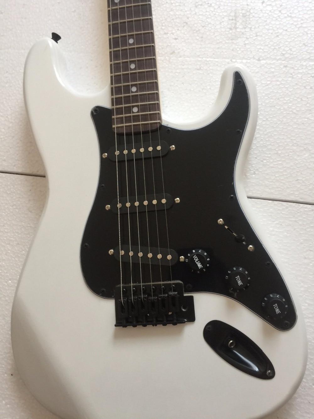 Anmiyue electric guitar / white blackboard electric guitar / customizable Guitar / guitar from ChinaAnmiyue electric guitar / white blackboard electric guitar / customizable Guitar / guitar from China
