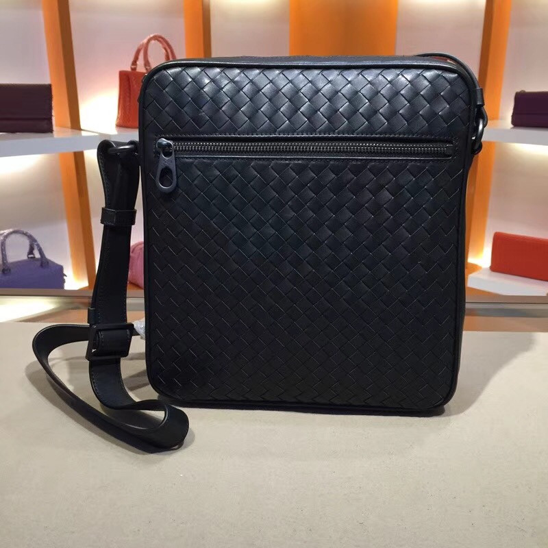 2018 hand knitted bags The single shoulder bag High-capacity High quality cowhideZipper leather braided bag цена