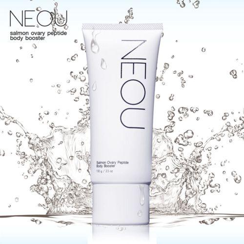 NEOU Salmon Ovary Peptide Body Booster 100g. Aura Whitening Skin Salmon 1 Box husky salmon