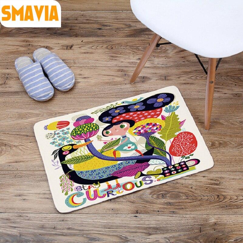 SMAVIA Hot Sale Art Paintings Carpet 40x60cm 100%Polyester