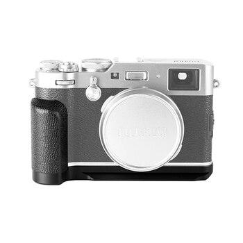 Meike MK-X100FG Metal Grip Quick Release L Plate Holder for Fuji Fujifilm X100F camera