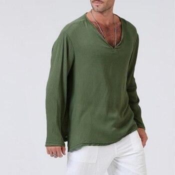 Camisas Hippie de Hombre