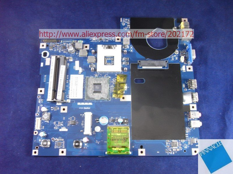 MBN5802001 Motherboard for  Acer eMachines  G725 E725 MB.N5802.001 KAWH0 L14 LA-4851P  tested good free shipping for acer tmp453m nbv6z11001 ba50 rev2 0 motherboard hm77 tested