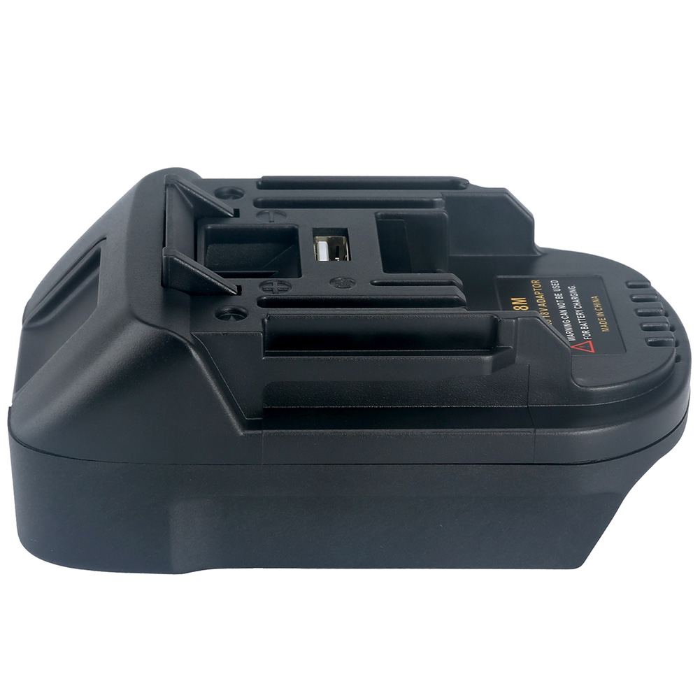 цена на BPS18M Battery Adapter For Black&Decker Stanley For Porter Cable Battery Convert to MAKITA Battery JDH99