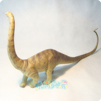 pvc figure Dinosaur Model [Super Brachiosaurus] Collector's Edition