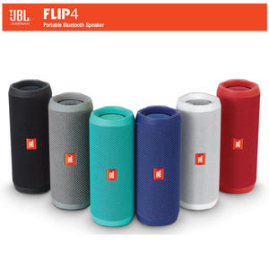 JBL Flip4 Wireless Bluetooth Small Speaker Music Kaleidoscope 4 Audio Waterproof