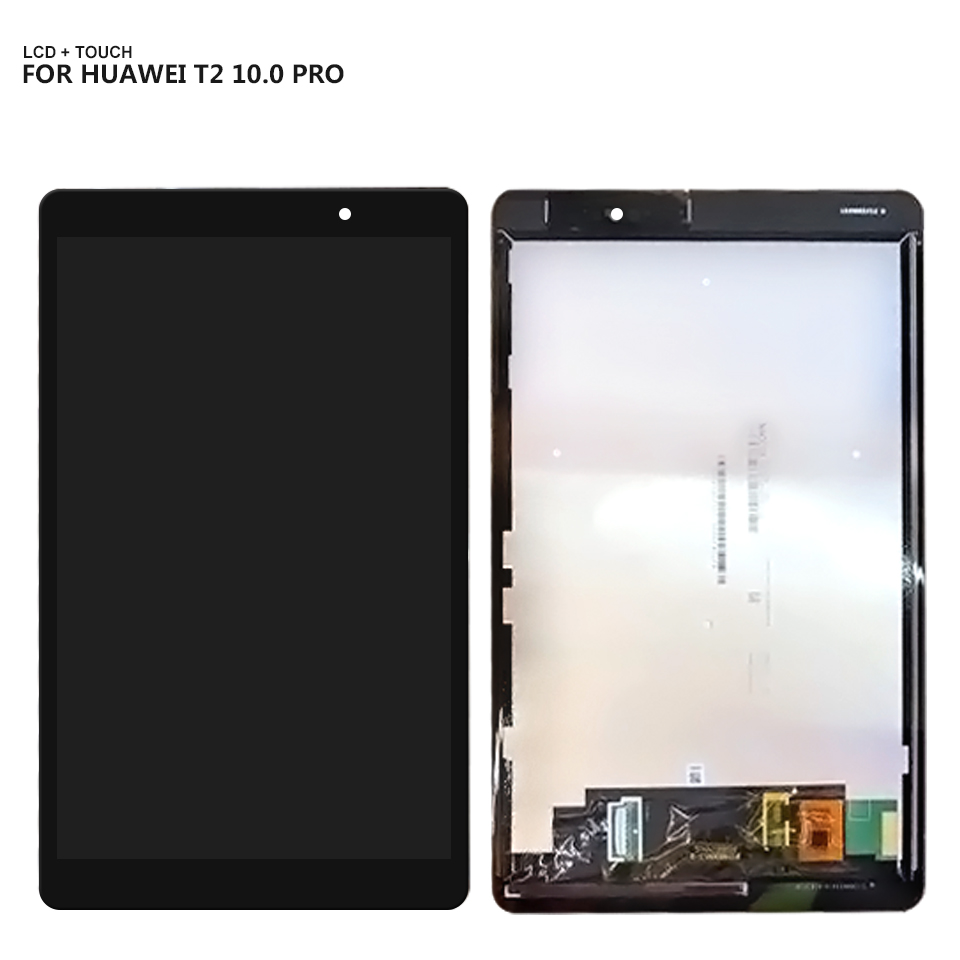 For Huawei MediaPad T2 10.0 Pro 10.1 inch FDR-A01L FDR-A01W Panel LCD Display Touch Screen Digitizer Glass Assembly Parts image