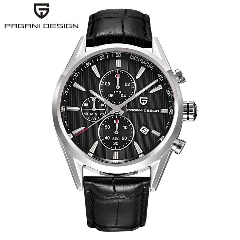 Pagani Design Chronograph Watch 1