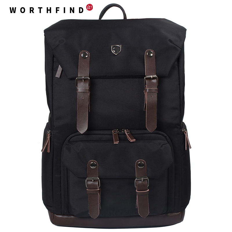 WORTHFIND New DesignPattern DSLR Camera Bag Backpack Video Photo Bags for Camera Small Compact Waterproof 2018 waterproof men messenger camera bag brand camera video bags photo bag men digital dslr camera laptop shoulder bags li 1394