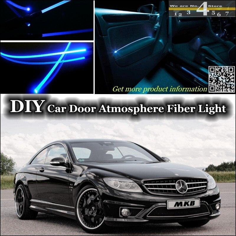 Mercedes W215 CL C215 CL Chrome door handle shells