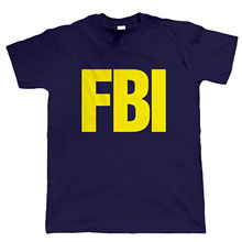 цены FBI, Mens T-Shirt New T Shirts Funny Tops Tee New Unisex Funny  High Quality Casual Printing Tops Tshirt Homme Black Style