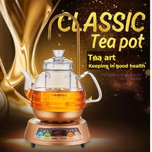 KAMJOVE TP-700D Automatic add water electric teapot the boiled tea electric tea kettle machine automatic boiling tea glass pot