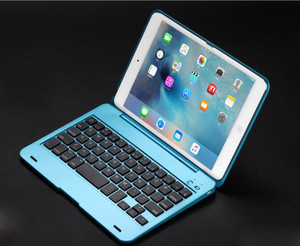 Image 4 - חדש ABS עבור iPad מיני 4 מקרה עם מקלדת כיסוי A1538 A1550 USB Bluetooth אלחוטי עבור iPad mini 4 מקלדת כיסוי 7.9