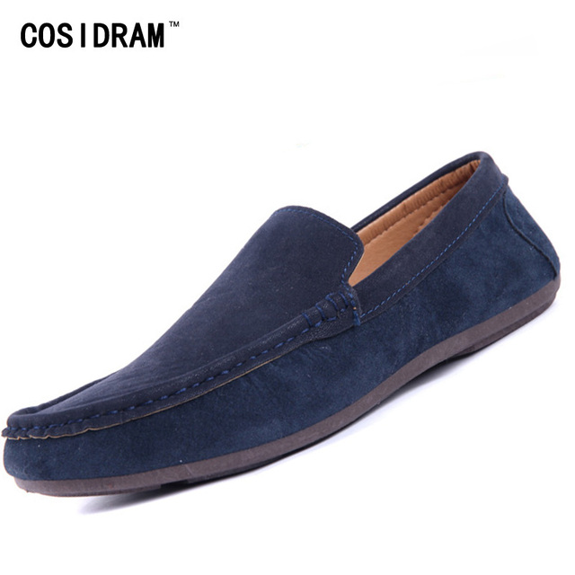 Men Flats New 2015 Gommini driving shoes men loafers genuine leather mens boat shoe male casual mocassim masculino Shoes BRM-080