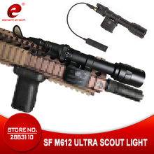 Element Tactical Surefir Flashlight M612 Ultra Weapon Light Super Bright 350 LM  LED Version Hunting Lamp EX444