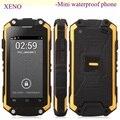 Xeno mini j5 cep telefonu ip65 do ge mt6580 irmez 3g smartphone quad core 2.4 En Ekran 1 GB RAM 8 GB ROM Android 5.1 J5 J6 Z18