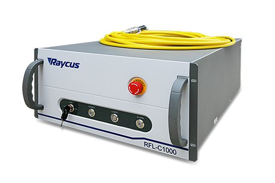 20w 30w 50w  100w  Raycus  500w 1000w Fiber Laser Source For Fiber Laser Cutting Machine