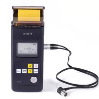 Leeb342 Ultrasonic thickness gauge ultrasonic thickness meter for steel cast iron aluminum copper plastic ceramic glass