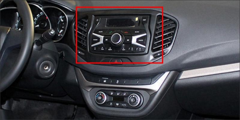 YESSUN Car Android Navigation System For Lada Vesta 2015~2017 - Video Audio  Radio Stereo Player GPS Navi Multimedia