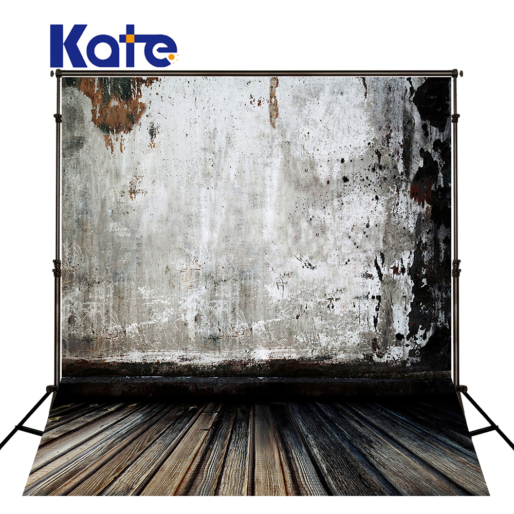 Kate Retro White Brick Wall Photography Backdrop  Fundo Peeling White Wooden Wall3D Baby Photography Backdrop Background Lk 2092 600cm 300cm fundo flower gate road house3d baby photography backdrop background lk 1710