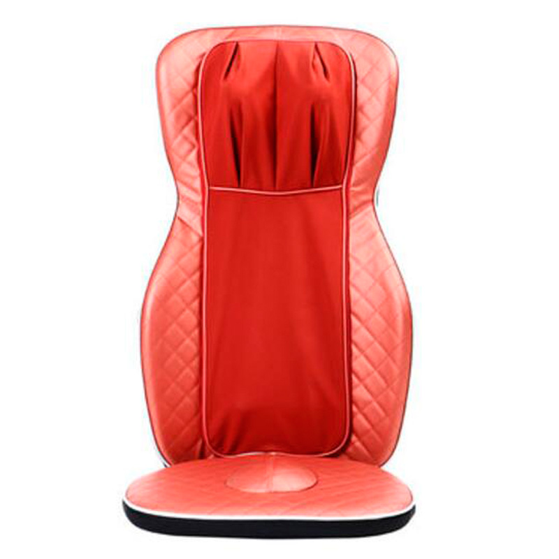 Electric Back Massager Vibration Cervical Vertebra Massage Device Health Care Relax Muscle Neck Body Massage Chair Cushion