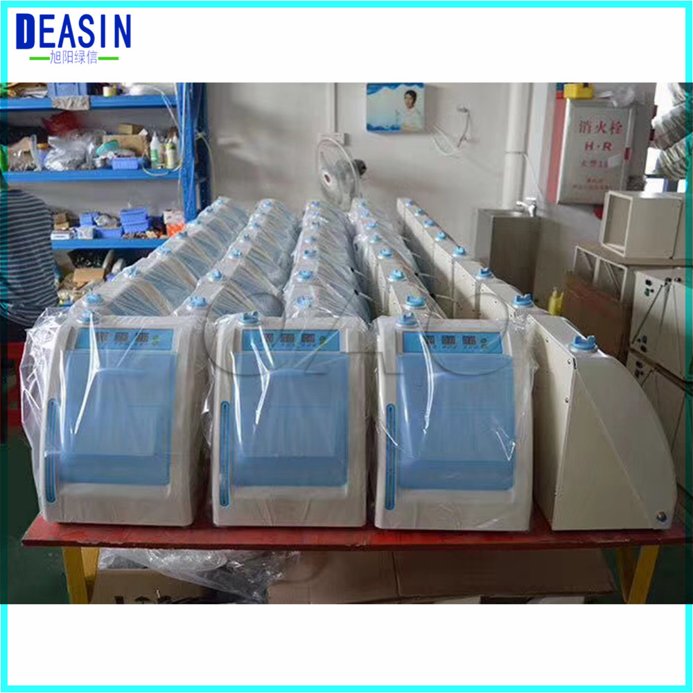Good Quality Dental Handpiece Oiling Cleaning Machine Dental Cleaner Cleaning System Oil Machine