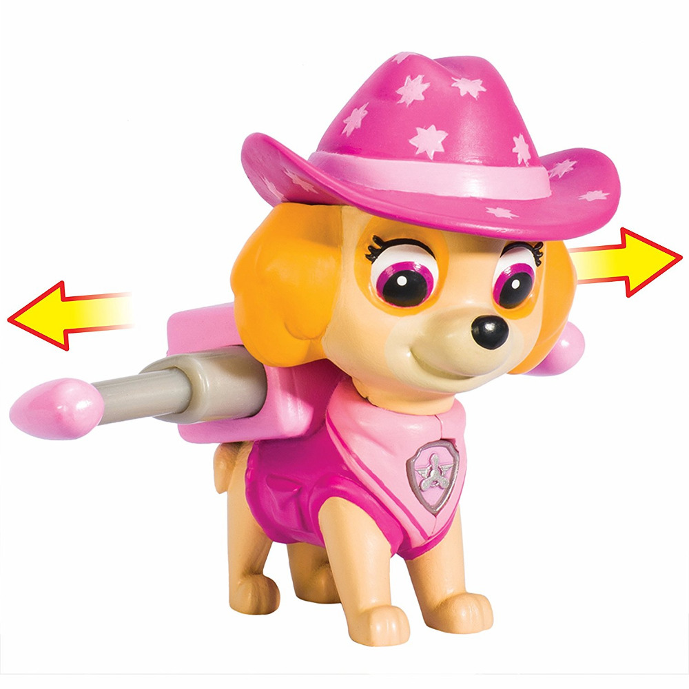 Original Box! Genuine Paw Patrol Paw Patrol Hero Pup