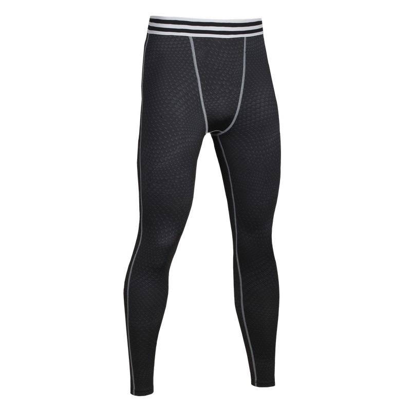 Mens Compression Pants 운동복 보디 빌딩 조깅 피트니스 슬림형 레깅스 타이츠 Quick Dry Trousers 브랜드 의류