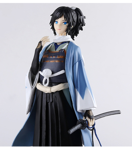 Image 5 - Figurine danime japonais Touken Ranbu en ligne Mikazuki Munechika/Tsurumaru Kuninaga/Nakigitsune figurine modèle jouets