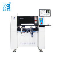 led making machine electronic production machinery automatic pick and place machine smt