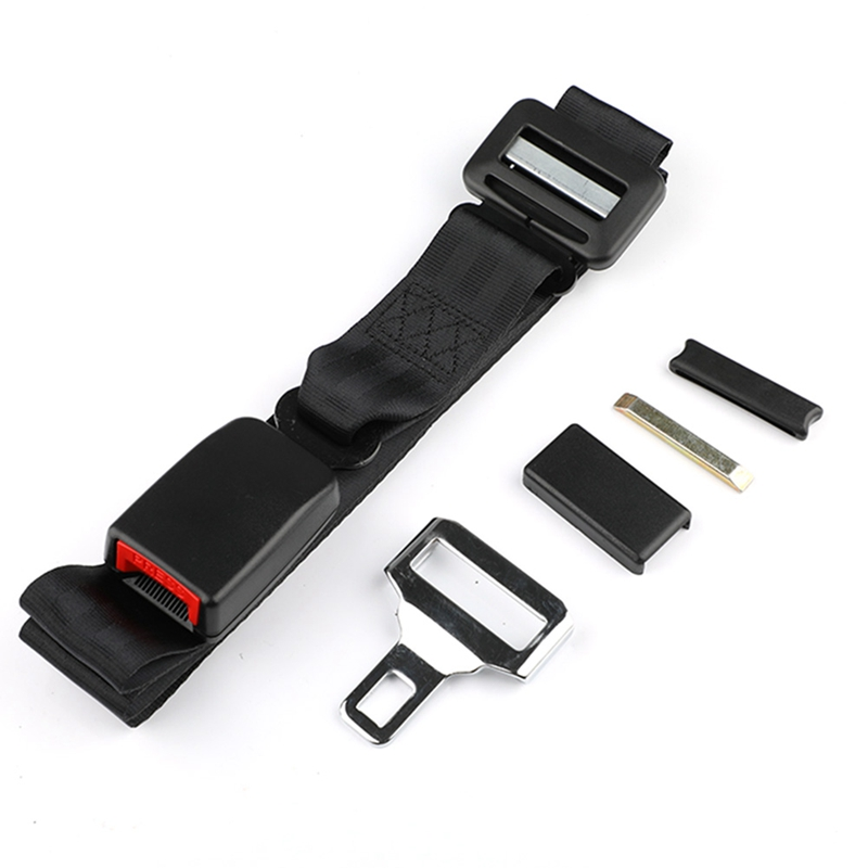 Image 3 - Pregnant Car Seat Belt Extender Buckle Clip Strap Adjustable Length Universal Pregnancy Safety Cover Women Protection-in Seat Belts & Padding from Automobiles & Motorcycles