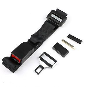 Image 3 - Pregnant Car Seat Belt Extender Buckle Clip Strap Adjustable Length Universal Pregnancy Safety Cover Women Protection