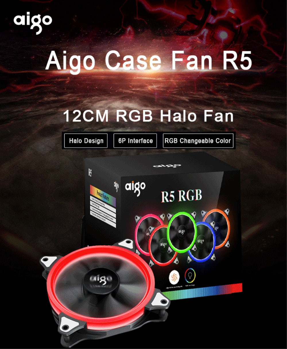 aigo pc case fan-3