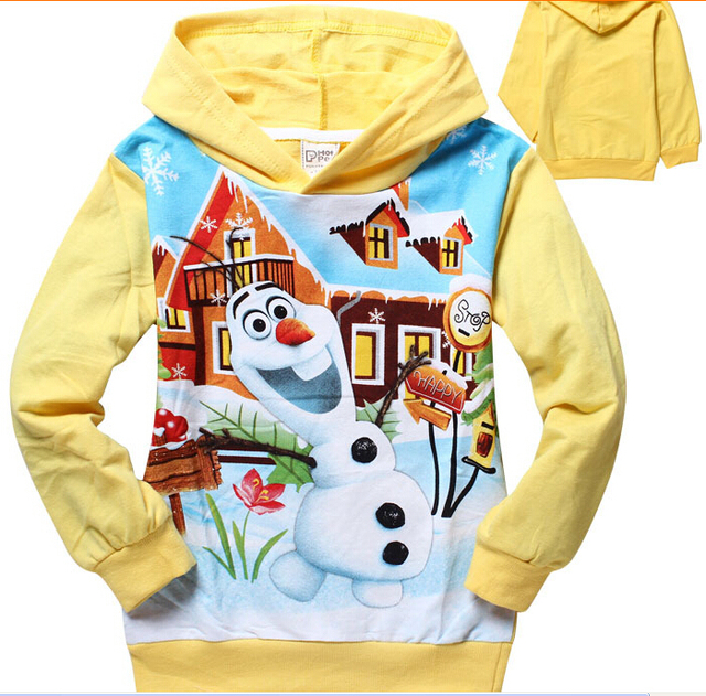 The boy the children in the fall of the foreign trade fashion hooded fleece Fleece jackets 3 to 7 years old