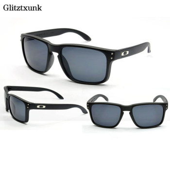 Glitztxunk   Sunglasses Square Outdoor Sports Driving Goggle Vintage Eyewear Accessories Classic Sun Glasses For Men