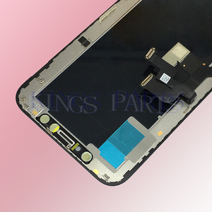 Image 4 - Original OEM 1:1 คุณภาพสำหรับ iPhone XS จอแสดงผล LCD Digitizer OLED/TFT Face Recognition ดี 3D