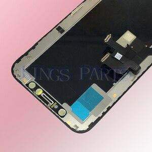 Image 4 - Originale OEM Qualità di 1:1 Per il iphone XS Display LCD Screen Digitizer Assembly di Ricambio OLED/TFT Con Viso di Riconoscimento di Buona 3D