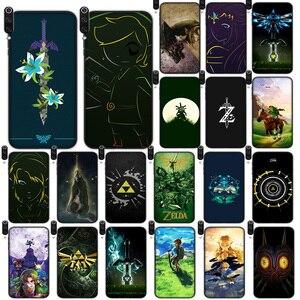 La leyenda de Zelda caso suave para Xiaomi Mi9 Mi8 Mi6 Lite SE A1 A2 Lite Pocophone F1 MAX 3 cubierta