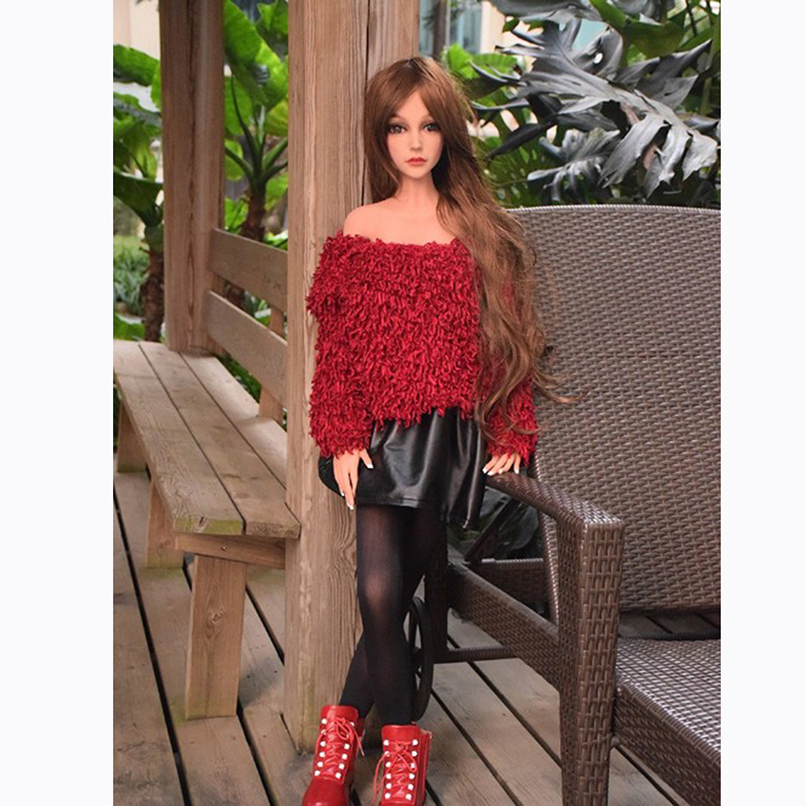 132cm Silicone Sex Doll Anime Lifelike Love Dolls Skeleton Vagina Real Pussy Sex Toy for Men Anal Adult Doll Male Products