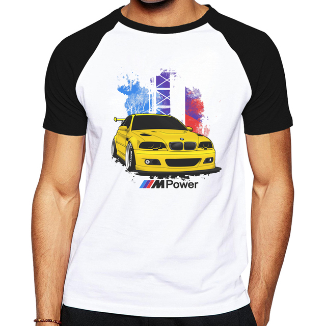 Funny Car E30 T-shirt