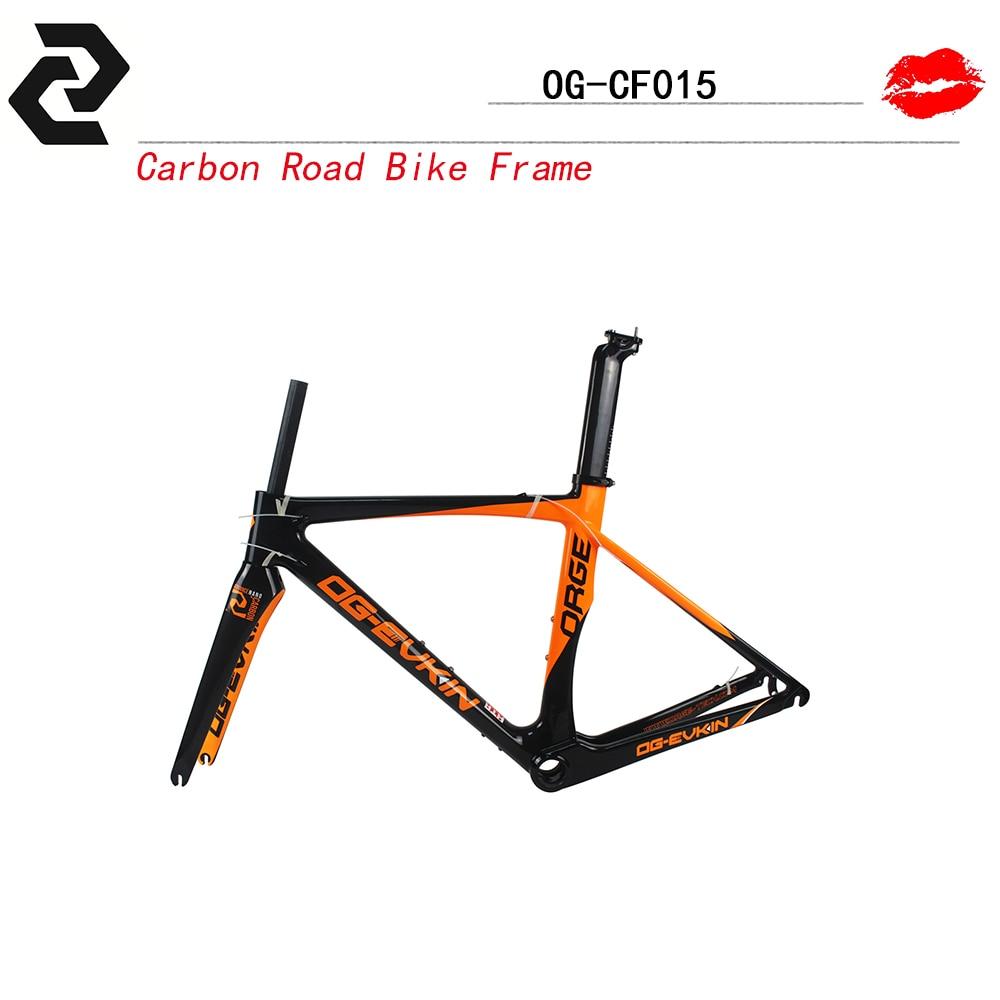 OG-KEVIN Full carbon frame road bike frameset bike road frame High Quality for sale 46/4949/52/54/56cm