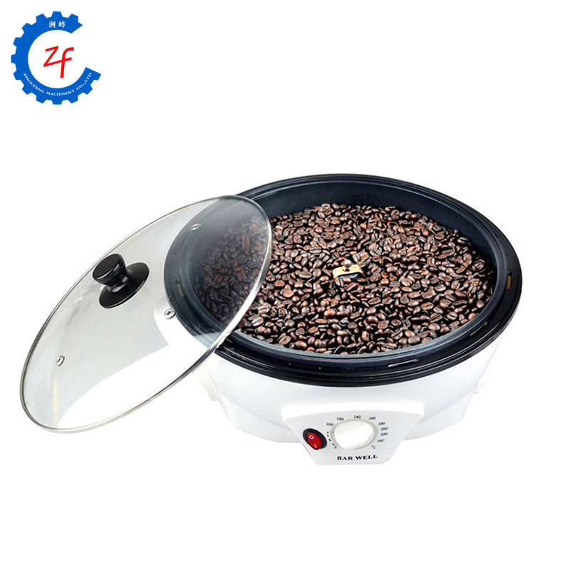 Home electric coffee roaster small coffee cocoa beans roasting machine