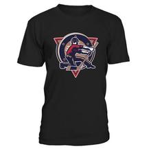 Hockey-Fans T-Shirts Edmonton New Coldoutdoor Men Cotton with Printing-Logo Men's High-Quality