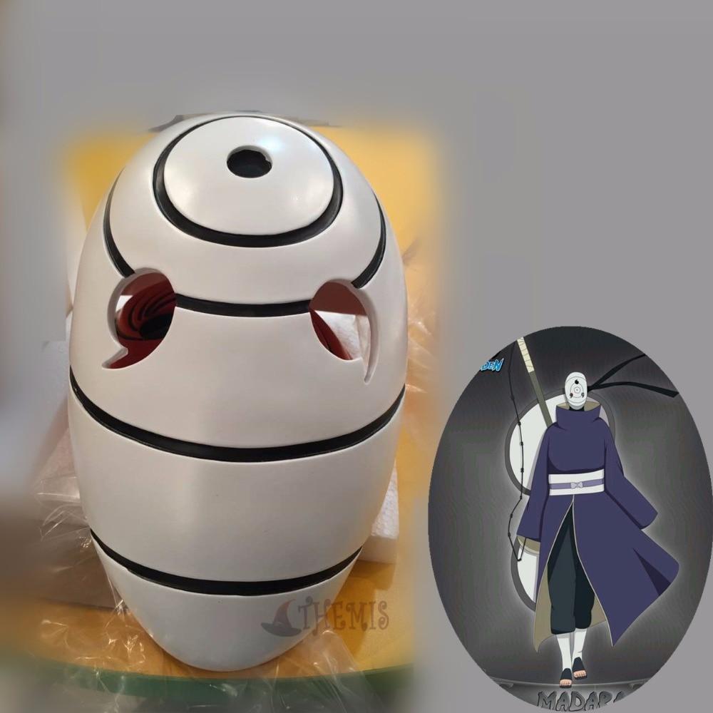все цены на Athemis Uchiha Obito Mask Naruto cosplay High quality and same as original Anime cosplay онлайн