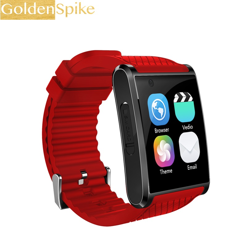 купить X11 Smart Watch Android5.1 Smartwatch MTK6580 With Pedometer Camera 5.0M 3G WIFI GPS WIFI Positioning SOS Card Movement Watch недорого