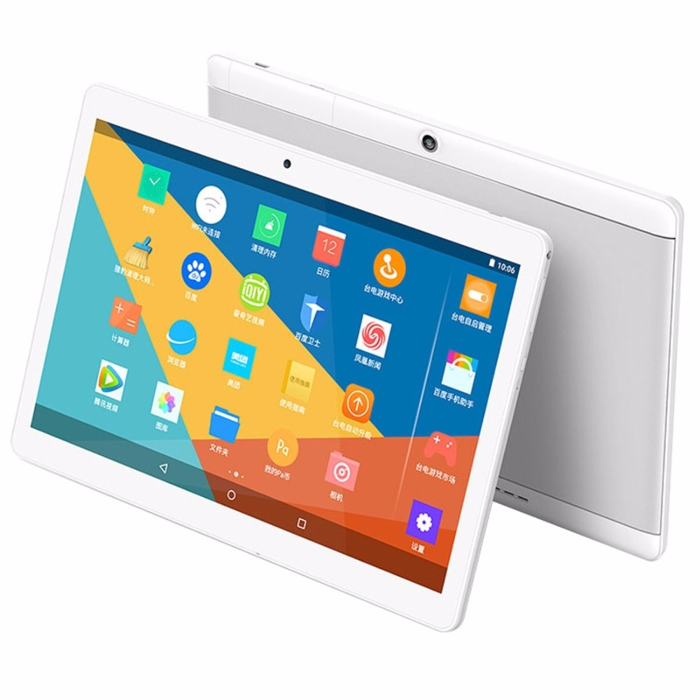 Wholesale android tablet 10 inch - Original 10 1 Inch Teclast 98 Mtk6753 Octa Core 4g Phone Call Tablet 10 1 Android 6 2gb