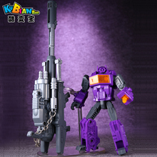 Transformation G1 TF KBB Shockwave Hand Make Assembly Model Action Figure Robot Boys Toys цена 2017